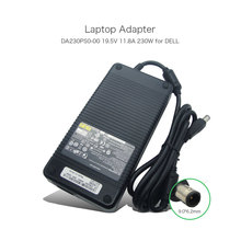 19.5V 11.8A 230W Laptop Power Adapter for Dell Studio M17X M1730 XPS1730 M1735 XPS M1730 PA402 DA230PS0-00 Portable Charger