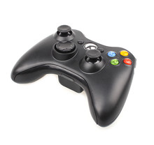 For XBOX 360 2.4GHz Wireless Controller Gamepad Joystick + PC Receiver For Official Microsoft XBOX Console Controller Game ACC