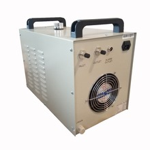 Laser Water Chiller CW3000  Industrial  Chiller for Water  Cooling 60/80/100W CO2 CNC Laser Tube 220V,50Hz  1 Year Warranty