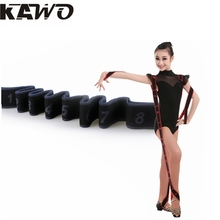 1pcs 4 Colors 90x4cm Children Latin Elastic Band Girls Yoga Tension Belt Adult Practice Girdle Dance Training With Correct