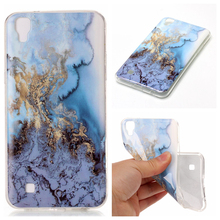 Fashion Stone Marble Case for LG Xpower Cases Nature Color Ultra Thin Luxury Silicone TPU Cover For LG X Power K220DS shell