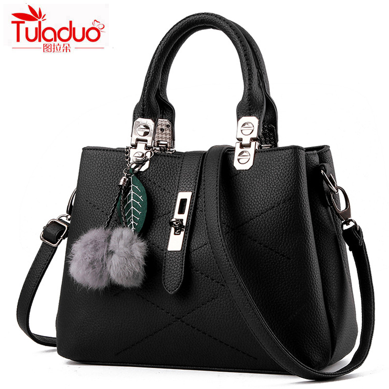 2017 5 Colors Women designer handbags high quality handbag pu leather bags women shoulder bags tote bag casual bolsa feminina<br><br>Aliexpress