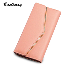 Top quality women's purse fashion wallet women multifunction leather wallet female long clutch women purse New Arrival HOT !(China)