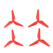 Activity New Arrival Syma X5HW X5HC RC Quadcotper Spare Parts 4Pcs Propellers For RC Camera Drone Helicopter Accessories