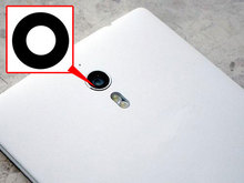 2PCS Original Back Rear Camera Glass Lens FOR Oppo Find7 Find 7 X9007 X9077(China)