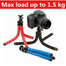flexible camera tripod Flexible Leg Mini Tripod for Gopro Digital Camera and phone Load-Bearing to 1.5Kg Gorillapod