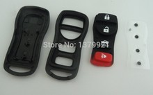 Replacement Remote key shell case for Infiniti  G35 QX65 FX35 QX4 4 Button KEY