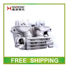 cylinder head block Shineray X2 X2X xy250gy 250cc CB250 water cooled 4 valve dirt pit bike motorcycle accessories free shipping(China)