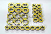 Supply HIGH PRECISION RC CAR & Truck Bearing for TAMIYA(CAR) AERO MAX(SEALED) free shipping