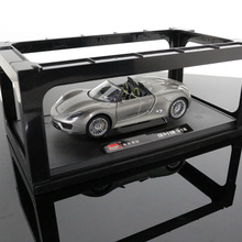 1:24 Scale Diecast Car Model For Porsche 918 High Simulation Plastic Metal Sport Car Model Collection Decoration Birthday Gift