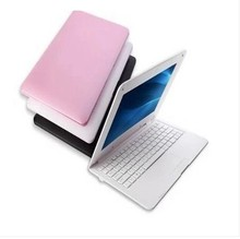 10inch kids notbook laptop 1GB RAM 8GB Via 8880 dual core Cortex A9 with camera WIFI android 4.2 netbook free shipping