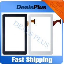 "Replacement New Touch Screen Digitizer For Galaxy Note N8000/ Galaxy TAB 9 N9000 FX-C9.0-0068A-F-02 9"" Black White Free Shipping"