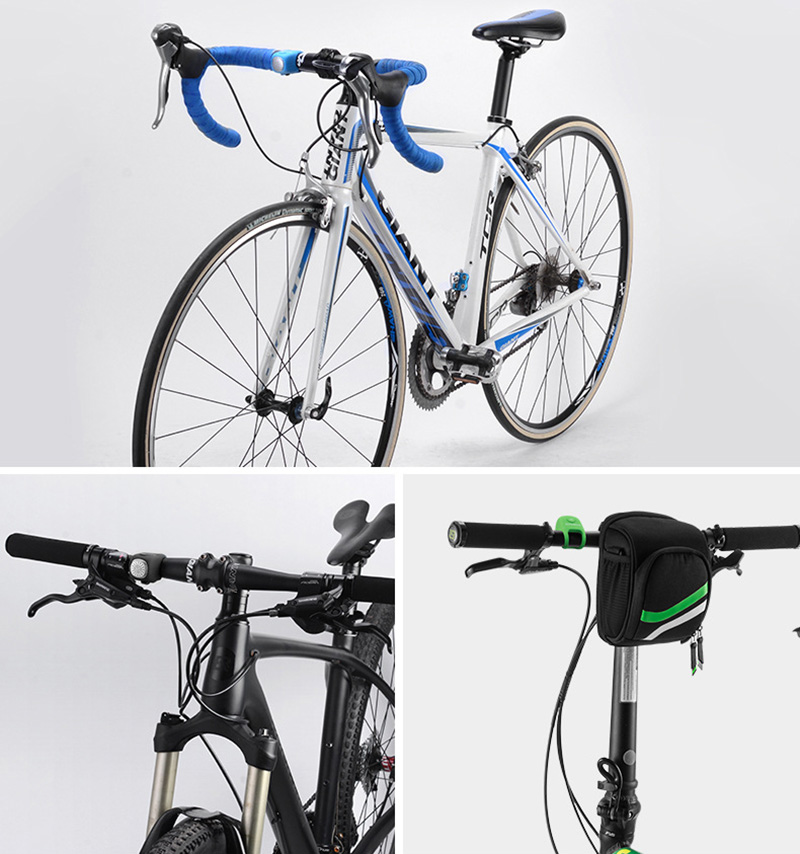 Cycling Bike Electric Bell Rainproof Bells MTB Road Bicycle Handlebar Silica Gel Bell Super Loud Safety Bicycle Alarm RK0043 (4)