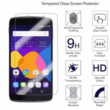 "Tempered Protector Glass Film For Alcatel One Touch POP Pop 3 5.5"" 5 "" Pixi3 4.5"" PIXI 4 5.0 4.0 Idol 3 4.7 5.5 Idol 4 4S C3"