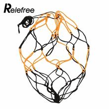 Nylon Net Bag Ball Carry Mesh Volleyball Basketball Football Soccer Champion Outdoor Multi Sport Game Black&Yellow Useful