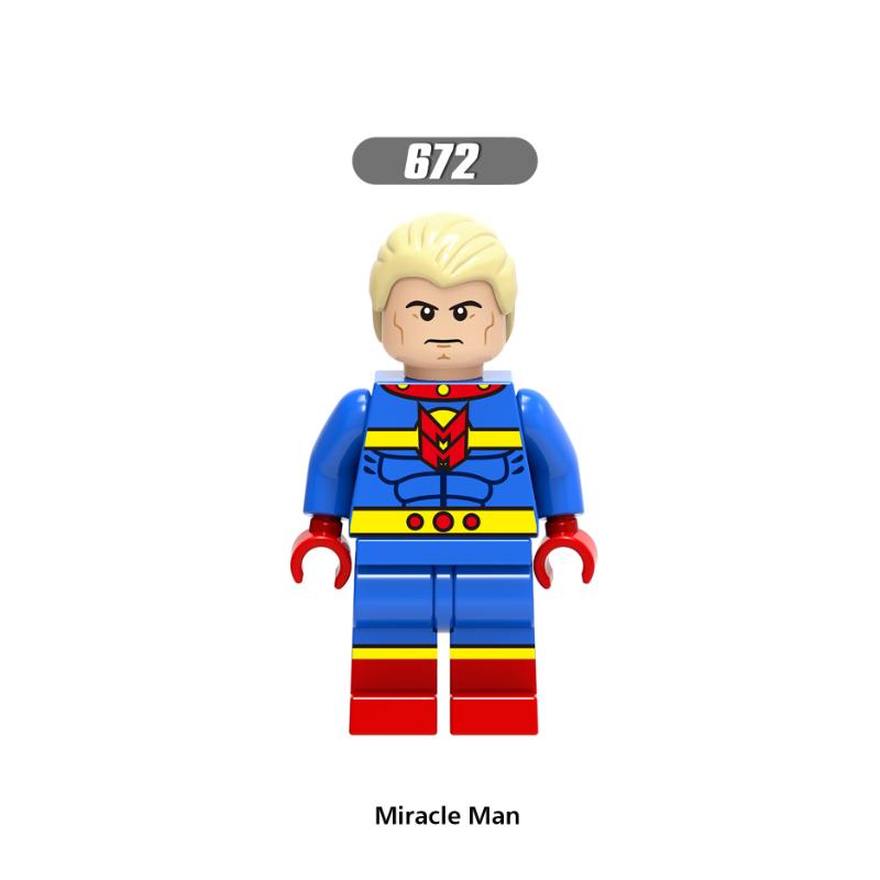 XH672-Miracle man