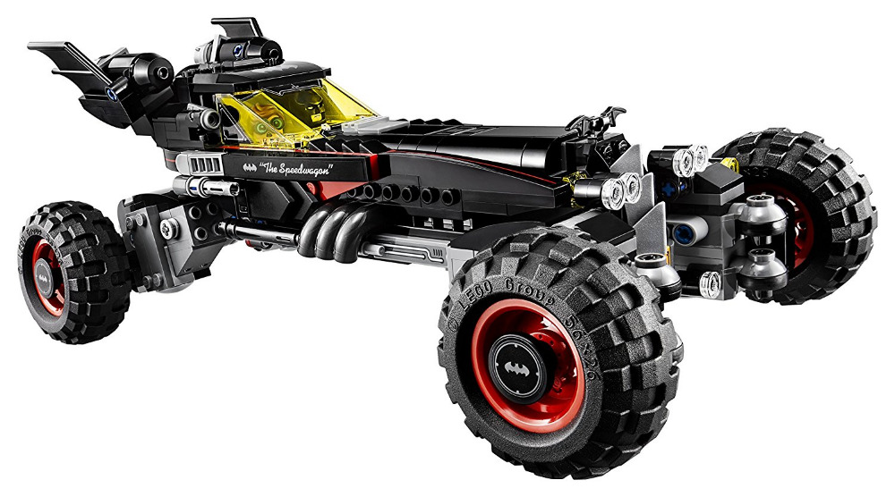 LEPIN Batman Series The Batmobile Building Blocks Bricks Movie Model Kids Toys Marvel  Compatible Legoe<br>
