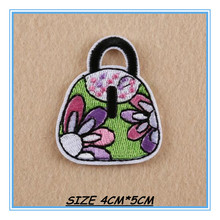 DOUBLEHEE162 Fashion Handbag Patches Embroidered Iron On Patch For Clothing Sticker Badge Paste For Clothes Bag Pants
