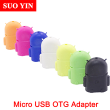 NEW Micro Mini USB OTG Adapter Converter 2.0 For Samsung Xiaomi Sony Tablet PC Connect To U Flash Mouse Keyboard For All Android