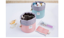 Best price Toiletry Makeup Kit Bag Storage Waterproof Cosmetic Bag Wash Handbag Korea Multifunctional Purse 20pcs