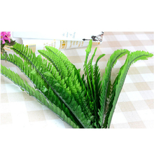 Artier Simulation Home Furnishing Decoration Persian Fern Green Leaf Simulation Technology AD1606