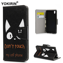 Buy YOKIRIN Sony Xperia L1 Colorful Protective Phone Bag Card Slot Stand Wallet Cover Flip Leather Case Sony Xperia L1 for $3.00 in AliExpress store
