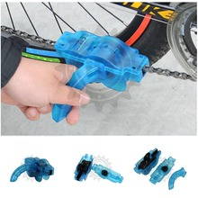 MTB Cycling Bicycle Cleaner Set Flywheel Clean Wash Kit motorcycle Chain tension brush guide Cleaning Tool oiling Bike Scrubbe