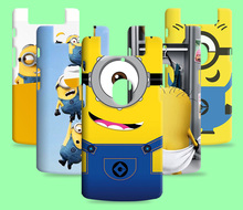 Despicable Me TPU Case For OPPO Find 7 X9007 A51T A59 A59M Yellow Minions skin For OPPO N1mini N5117 N3 R3007 R5 U3 R6607(China)