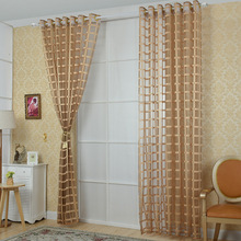 Modern Translucidus tulle for windows sheer curtains for living room the bedroom kitchen blinds voile curtain fabric