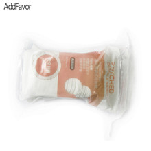AddFavor 50 Natural Wipe Cotton Pads Facial Cosmetic Cotton Makeup Tools Organic Pads Face & Nail Cleaning Cotton Pads Tools