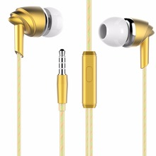 In-Ear Skull Earphone Bass Studio Monitor Stereo Headset Music Super Earbud With Microphone For PC iPhone Samsung