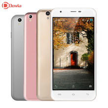 Oukitel U7 Plus Android 6.0 5.5 inch 4G Telephone MTK6737 Quad Core 2GB RAM 16GB ROM Fingerprint Scanner Mobile Phone