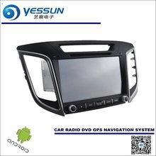 Car Android Navigation System For Hyundai IX25 / Cantus 2014~2016 - Radio Stereo CD DVD Player GPS Navi BT HD Screen Multimedia
