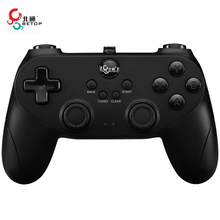 Hot Sale BETOP BTP-BD2E USB Wired Gamepad Double Shock Game Pad Joystick Joypad Controller for PC for PS3 for Android(China)