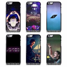 Avicii DJ Cover Case For Samsung S4 S5 S6 S7 S8 Eege Plus Note 2 3 4 5 8 Huawei honor P8 P9 P10 Lite(China)