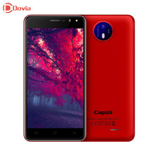 Vkworld Cagabi One 3G Smartphone 5.0 inch IPS Screen Android 6.0 MTK6580A Quad Core 1GB RAM 8GB ROM 8MP Camera Mobile Phone