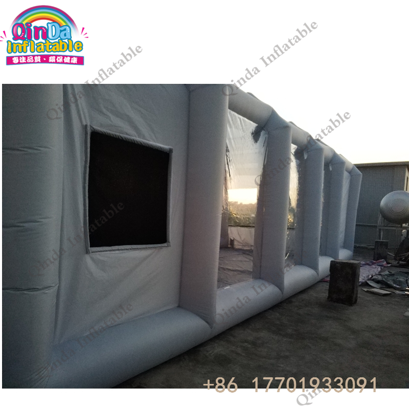 inflatable spray booth48