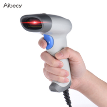 2D QR 1D Red Light USB Barcode Scanner Bar Code Reader CCD Red Light PDF417 Screen Scanning Barcode Scanners USB(China)