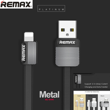 Remax Micro USB Cable Fast Charging Cable Adapter 5V 2A 1m USB Data Charger Cable For Samsung For iPhone 5 6 7 iPad iOS 9 10