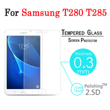 Tempered Glass For Samsung Galaxy T280 T285 Screen Protector Cover For Samsung Galaxy T 280 T 285 Protective Films Guard Case
