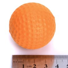PROMOTION!A golf practice of orange ball