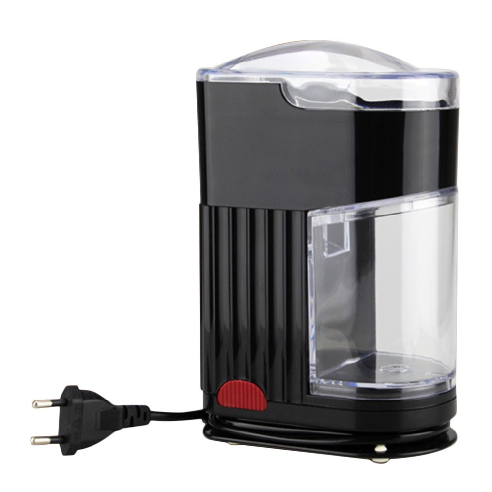 Home Coffee Grinding Machine Electric Portable Burr Mill Espresso Coffee Bean Grinder Machine Coffee Powder Maker EU Plug