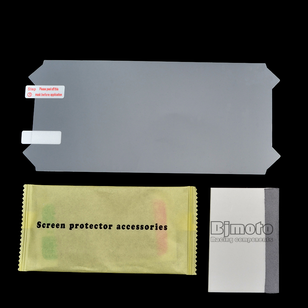 Motorcycle Accessories Dashboard Instrument Speedometer Film Screen Protector Stickers mt09 (4)
