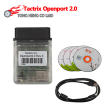 Newest Tactrix Openport 2.0 With ECU FLASH Excellent Tactrix Auto Chip Tuning Tool Works For Multi Brand Cars