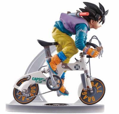 2015 Cartoon Dragon Ball Z Action Figure Goku Riding Vinyl Figure Hot Toys 14cm Anime Figure Kid Gifts Free Shipping<br><br>Aliexpress