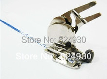 New style Household Sewing Machine Parts Presser Foot / Side Cutter (original quality) CUT&sew (high shank )(China)