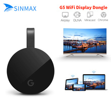 High Definition WiFi Display Miracast TV Dongle Wireless Connectivity HDMI TV Stick HD 1080P Receiver For netflix Chrome Cast(China)