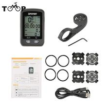 IGPSPORT IGS20E Wireless Stopwatch Bicycle Wireless Computer Waterproof Cycling GPS Computer Odometer with S60 Mount