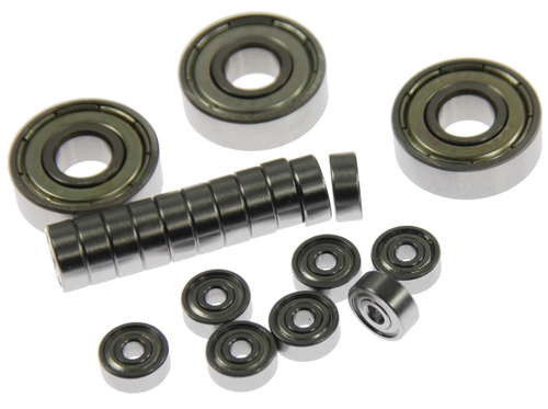 Kossel Legacy Bearings Kit - (18) 623ZZ (3) 608ZZG - DIY 3D Printer Parts<br><br>Aliexpress