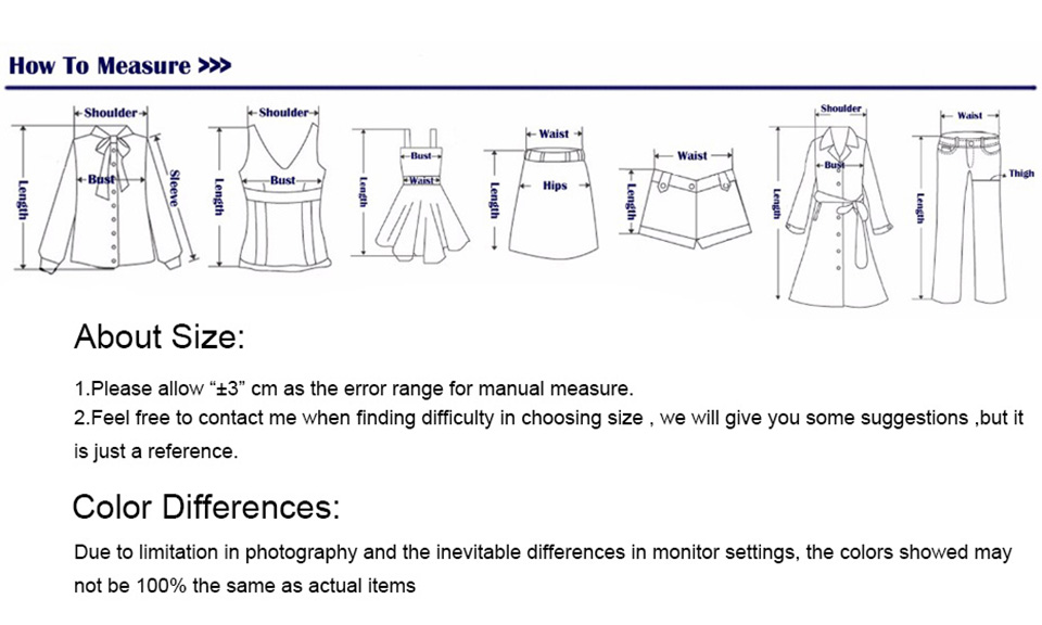 4 How to measure